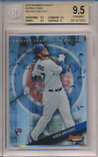 2015 Bowman's Best Refractor Kris Bryant Rookie Card RC #50 BGS 9.5 Chicago Cubs