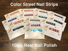 Save 20% Off Entire Order ~ Color Street Nail Strips ~ 100% Nail Polish Strips