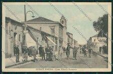 Reggio Calabria Gerace Marina cartolina EE5358