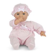 "Melissa & Doug Jenna 12"" Thumb Sucking Baby Doll 18 months plus NEW"