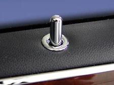 Mercedes W164 ML X164 GL Chrome door lock pins set