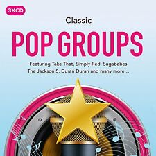 CLASSIC POP GROUPS 3CD SET - VARIOUS ARTISTS (September 16th 2016)