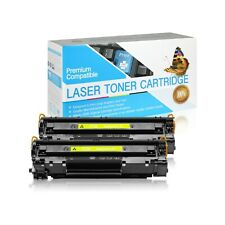 128 / 3500B001AA Toner for Canon ImageClass D530 / ImageClass D550(Black,2 Pack)