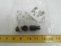 Woodhead 8A4000-32 Attachable Micro-Change Female Straight Connector Screw type