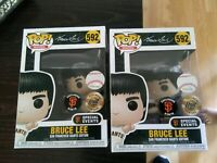 San Francisco Giants Sga Bruce Lee Funko Pop 2019