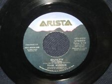 """The Kinks """"Guilty/Do It Again"""" 45"""