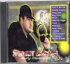 RAFY MELENDEZ - TITO Y HECTOR,DADDY YANKEE, NICKY JAM,REY PIRIN, MEMO Y VALE -CD