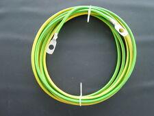 Erdungskabel 16 mm² flexibel 3,2 m Ringkabelschuh