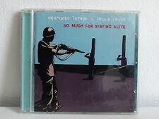 CD ALBUM KRISTOFER ASTROM & HIDDEN TRUCK So much for staying alive STAR 12593 2