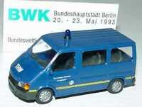 1:87 Ford Transit B THW Bundeswettkampf des THW Berlin 1993 - Rietze