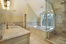 """Crema Marfil 18"""" x 18"""" Honed Marble Tile 100 Sq/Ft natural stone"""