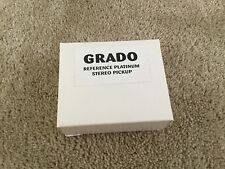 Grado Reference Platinum 1 Cartridge New