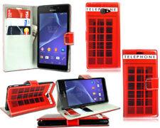 Fundas y carcasas Para Sony Xperia M2 estampado para teléfonos móviles y PDAs Sony