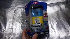 * 800082 Herpa CITY POST OFFICE/negozio con Land Rover Die-Cast Modello Scala 1:64