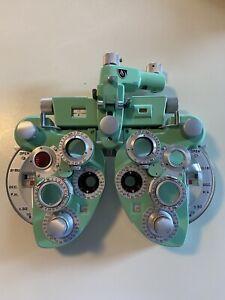 American Optical AO Phoropter Refractor Minus Cylinder