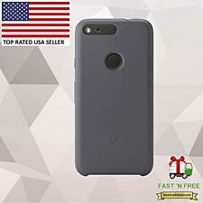 Google Silicone Slim Case Cover for Google Pixel XL Gray