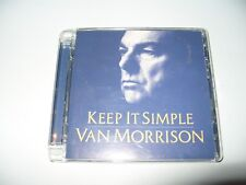 Van Morrison Keep It Simple 11 Track cd 2008 cd is Near Mint
