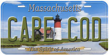 Cape Cod Massachusetts Novelty Car Auto License Plate P01