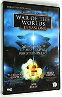 DVD WAR OF THE WORLDS L'INVASIONE 2005 Fantascienza C. Thomas Howell Peter Green