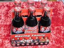 Coca-Cola Classic Dale Earnhardt Jr 1999 NASCAR Racing Family Full 8 OZ 6-Pack