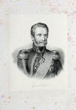 Antoine-Henri Jomini Uniform Orden Smolensk Napoleon Strategie Taktik Militär