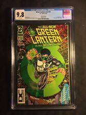Green Lantern #51 2nd PTG DCU D.C. Universe logo variant KEY CGC 9.8 rare htf