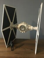 Star Wars Legacy Collection White Tie Fighter 2003 & Pilot Hasbro