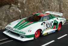 Sideways LANCIA STRATOS TURBO Gr.5 in 1:32 auch für Carrera Evolution       SW59