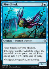 MTG 4x RIVER SNEAK - FURTIVA DEL FIUME - XLN - MAGIC