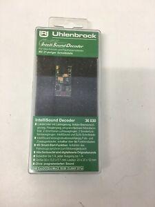 Uhlenbrock 36030 Intelli sound decoder