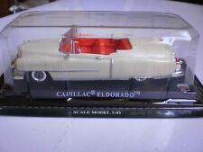 CADILLAC ELDORADO BIARRITZ DECAPOTABLE 1959 V8 6.4 L PAR DEL PRADO AU 1/43