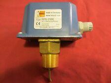 Kobold, FPS-2100, Paddle Bellows, Flow, Monitor, Brass, 24-250VAC, R1