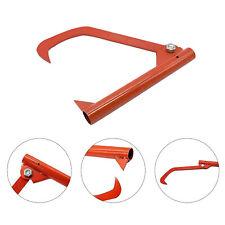 Log Cant Hook Steel Durable Log Peavy Patio Roller Tool Felling Lever Practical