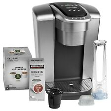Keurig K-Elite C Single Serve Coffee Maker, 15 K-Cup Pods and My K-Cup Reusab...