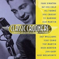 FREE US SHIP. on ANY 2 CDs! ~Used,Good CD Various Artists: Classic Crooners: A R