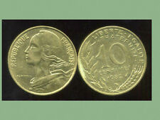 FRANCE FRANCIA  10 centimes 1982 marianne