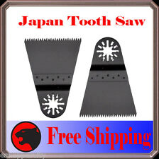 2 Japan Tooth Oscillating Multi Tool Saw For Blade Makita Craftsman Nextec Ryobi