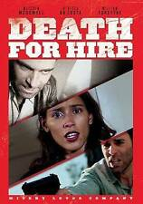 Death For Hire (DVD, 2014, Widescreen) Ships for FREE! w/Malcolm McDowell