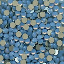 2028 SS20 ABO*** 30 STRASS SWAROVSKI FOND PLAT SS20(4,7mm) AIR BLUE OPAL F