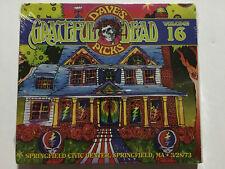 Grateful Dead Dave's Picks 16 Volume Sixteen Springfield MA 3/28/1973 3 CD OOP