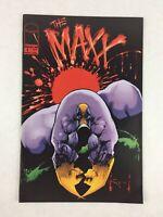 The Maxx #1 March 1993 Comic Book Image Comics