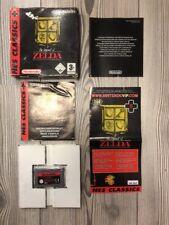 The Legend Of Zelda *** GBA GameBoy Advance, SP + DS Lite *** Komplett mit OVP