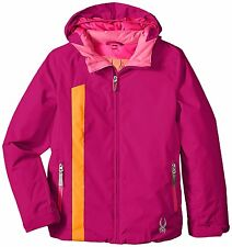 NEW Spyder Kids Girls Ski Snowboarding Sojourn Jacket Size 18 (Girls), NWT