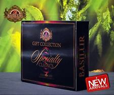 Basilur Ceylon Tea - Specialty Classics 60 Assorted Tea Bags Gift Box