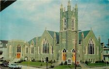 Ocean City New Jersey~First Methodist Church~East 8th Street~1950s