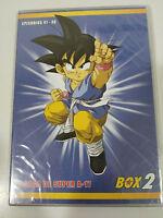 DRAGON BALL GT LA SAGA DE SUPER A-17 - 2 X DVD SLIM CAPIT 41-48 ESPAÑOL JAPONES