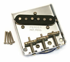 Genuine Fender Mexican Classic 60s Tele/Telecaster Bridge & Pickup Assembly
