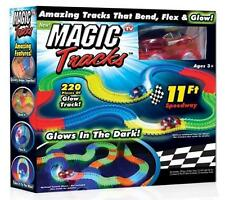 Magic Tracks The Racetrack That Can Bend Flex Glow 11ft