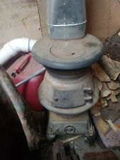 wood burning stove used