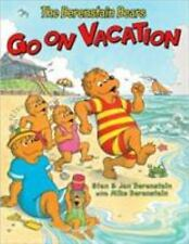 The Berenstain Bears Go on Vacation-ExLibrary